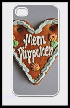 "iPhone-Hülle ""Mein Püppchen"" von Art-MG auf DaWanda.com Phone Cases, Etsy, Accessories, Iphone Case Covers, Puppets, Phone Case"