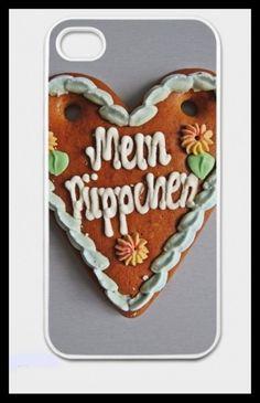 """iPhone-Hülle """"Mein Püppchen"""" von Art-MG auf DaWanda.com"""