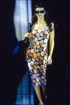 18f30a6e9813 Die 65 besten Bilder von Versace RTW s s 1995   Gianni versace ...