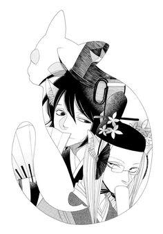 Anata no Tame nara doko Made mo page 1 at www. Takachiho, Anime Chibi, Anime Art, Nakamura Asumiko, Cool Sketches, Halloween Coloring, Manhwa Manga, Illustration Artists, Art Inspo