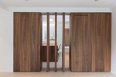 maison moderne design intrieur contemporain claustra en bois architecte dintrieur - Maison Moderne Blanche