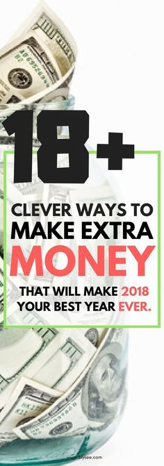 20 Creative Side Hustles to Boost Your Income #makeextramoney #boostincome #passiveincome #sidehustles