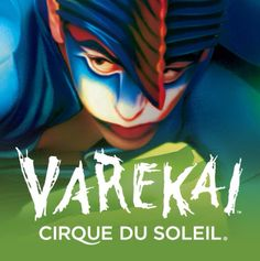 The first ever Cirque show I went to see - and it blew me away!