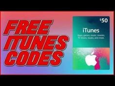 How To Get ITunes Gift Card Cord For Free 2017