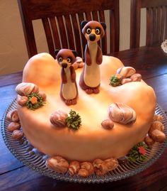 Meerkat Cake II