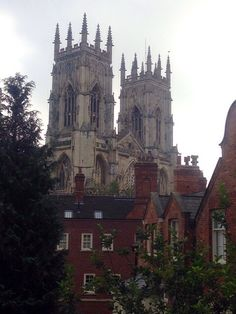 York - we celebrated our first wedding anniversary here over a decade ago!