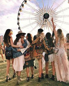 Blogger Style at Coachella