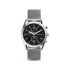 Cheap MK Store & MICHAEL KORS Accelerator Silver-Tone Watch