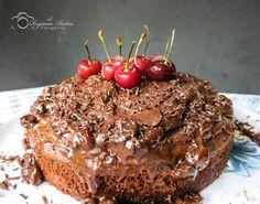 Bolo de Chocolate II sem glúten e zero açúcar