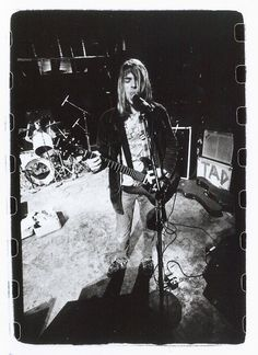 NIRVANA first tour with tad