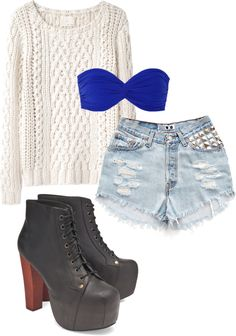 """Tenue Swag *.* ♥"" by one-direction81 ❤ liked on Polyvore"