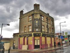 London, UK,CANNING TOWN E16 - THE ORDNANCE ARMS