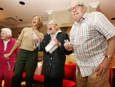 Study: Video Games are Healthy for Seniors