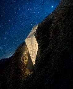 Most architects don't even attempt the Mountain Cliff Hotel idea. It seems incredible, but poses some serious engineering risks. However that doesn't stop us from creating
