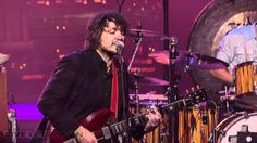 Wilco - Jesus Etc. (Live on Letterman), via YouTube.