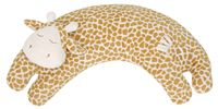 Angel Dear Curved Pillows are versatile lightweight pillows with the sweetest faces. Machine washable with removable covers.  Visit our website...http://www.sleepwellbaby.com/Angel-Dear-Giraffe-Pillow-p/fb-2121.htm