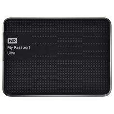 2TB WD My Passport Ultra USB 3.0 Portable Hard Drive $75 + Free Shipping