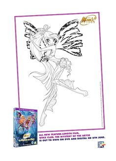 Mama Mummy Mum: Winx Club The Mystery of The Abyss DVD Giveaway