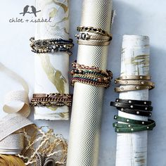 Shop the new collection on my boutique today! perfect #armcandi for your perfect someone or yourself! https://www.chloeandisabel.com/boutique/lisahaas #lisasciboutique