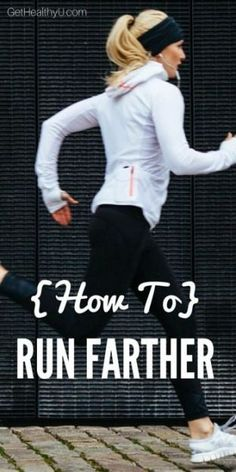 These tips will help achieve your goal to run a little farther, go little faster, and improve your endurance! Fitness These are great tips for runners at any difficulty level. Very thorough and easy to apply! Running to lose weight! Fitness Diet, Fitness Goals, Health Fitness, Workout Fitness, Weight Lifting, Weight Loss, Lose Weight, Running Workouts, Running Tips