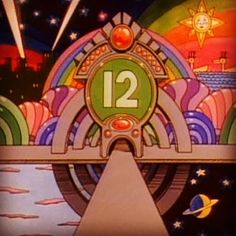 Sing along if you know the tune! #12 #sesamestreet #pinball #arcade #games #pointersisters #number #numbers #sun #blimp #space #pinballmachine #count #funky #groovy #1970s #tv #television #getyourgooveon #trappedinapinballmachine #ctw