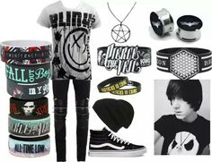 Emo dress styles for guys