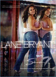 I am a plus size beautiful woman and I love me some Lane Bryant! They make quality clothes! I can get my size at 75% of the typical stores but no matter what the quality sucks. People wonder why Lane Bryant is so expensive...it's because they don't go thread bare in a matter of weeks! :)