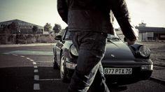 Men's Cars Series _ Alexandre's car by Laurent Nivalle, via Behance