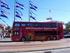 Gray Line/San Francisco Sightseeing @PIER 39 San Francisco