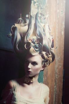 couture hair - Google Search