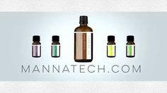 mannatech essential oils - YouTube