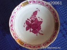 Herendi Apponyi Purpur mintás  tányér - 5000 Ft - Nézd meg Te is Teszveszen - Dísztányér, falitányér - http://www.teszvesz.hu/item/view/?cod=2366059184