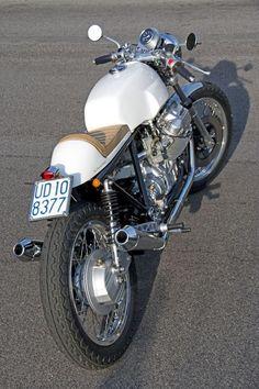 Espressoracer Moto Guzzi