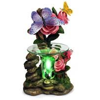ELECTRIC BUTTERFLY OIL WARMER - FREE SHIPPING