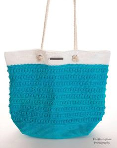 """New Cheap Bags. The location where building and construction meets style, beaded crochet is the act of using beads to decorate crocheted products. """"Crochet"""" is derived fro Large Tote, Large Bags, Fashionista Street Style, Bead Crochet, Crochet Bags, Etsy Crafts, Art Crafts, Beach Tote Bags, Cotton Bag"""