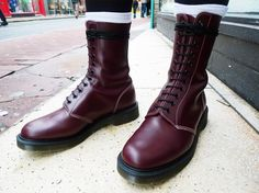 NPS Shoes: 100% Made in England (and just like Dr Martens)