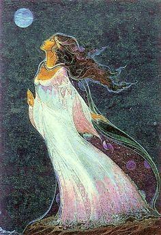 Goddess ~ by Susan Seddon Boulet
