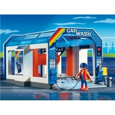 Playmobil Car Wash PLAYMOBIL®,http://www.amazon.com/dp/B000NVI05I/ref=cm_sw_r_pi_dp_BAk3sb160N538EFS