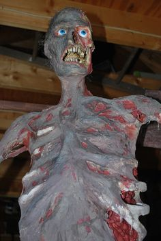 Gravedigger.    Haunted house ideas