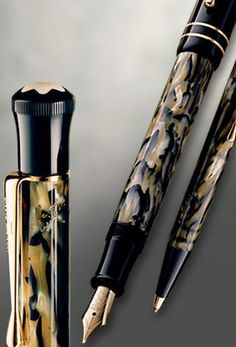 montblanc pens .