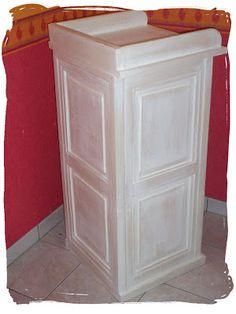 100%Carton: petits meubles