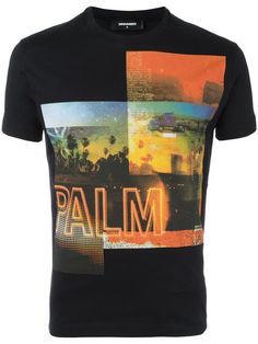 8f6b230c0 finds them utilising graphics to show a love for all things Americana,  evidenced by this desert palm photo T-shirt.