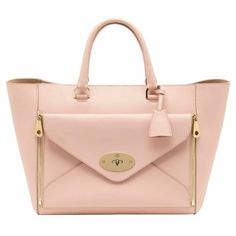 Meet Mulberry's handbag The Willow tote