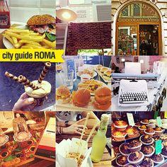 city guide roma turismo