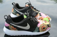 New Women Custom All Donuts Roshe by LeedasWorld on Etsy