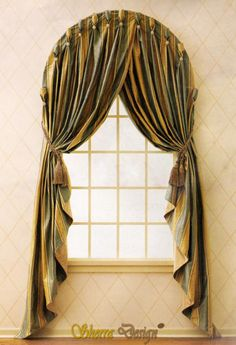 Formal Attire -- so, from this we learn that any window can become arched.