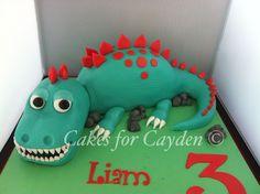 dinosaur cakes - Google Search