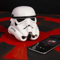 Alto-falantes - Stormtrooper Bluetooth Speaker