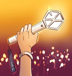 (77) #exo - การค้นหาในทวิตเตอร์ Lightstick Exo, Exo 12, Kpop Exo, Suho, Exo Sign, Exo Cartoon, Red Velvet Lightstick, L Wallpaper, Exo Anime