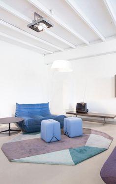 Menhir carpet (tapijt) by Ligne Roset | Master Meubel, design meubelen en interieur inrichting